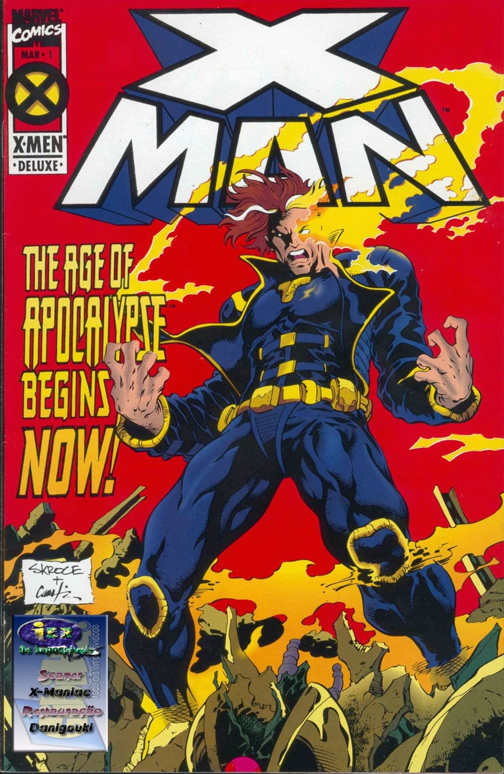 X-Men - A Era do Apocalipse #19