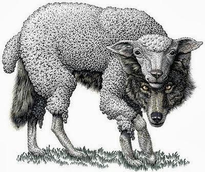 lobos, obejas, gobierno
