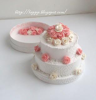 МК коробка-торт