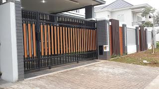 pagar rumah