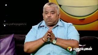 Manam Thirumbuthe With Chef Damu- Puthuyugam Tv Program