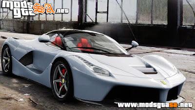 IV - Ferrari Laferrari