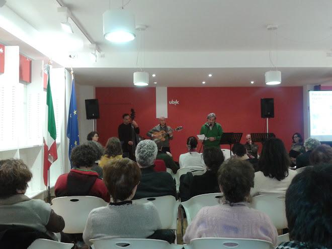 (TRA PARENTESI) - Libreria Ubik-Marton - Treviso 09/02/2013