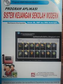 Program Aplikasi Sistem Keuangan Sekolah