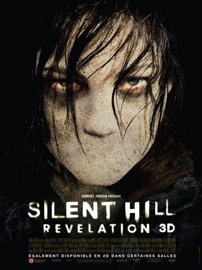 Silent Hill Revelation 3D DVDRip Subtitulos Español Latino