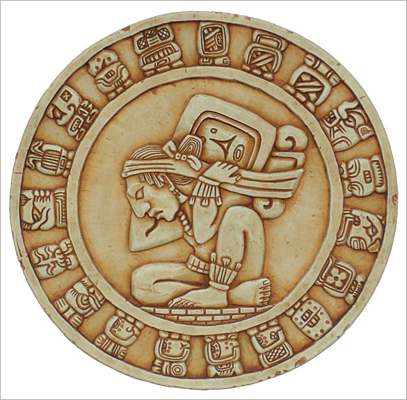 mayan clandar
