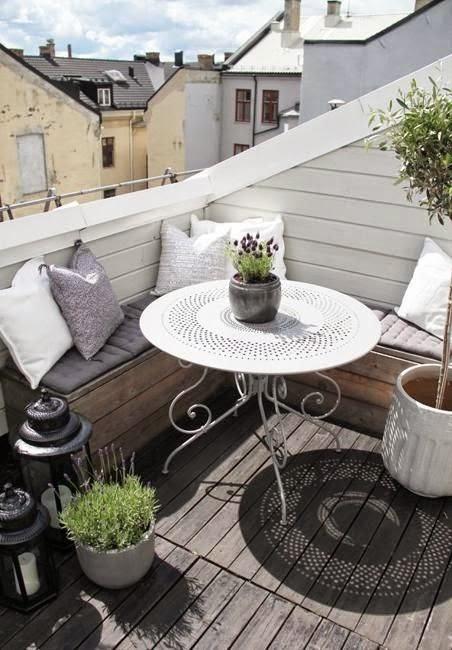 Piccoli balconi