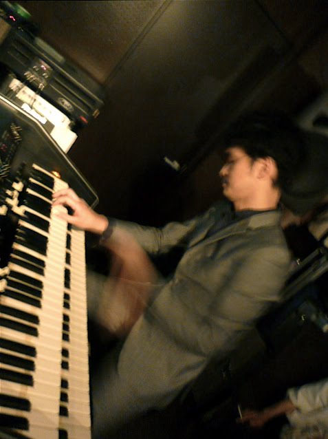 THE HAMMOND CONNECTION/ Organ-yamaguchi,