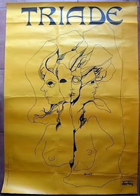 Triade in concerto 1973 prograssivo italiano