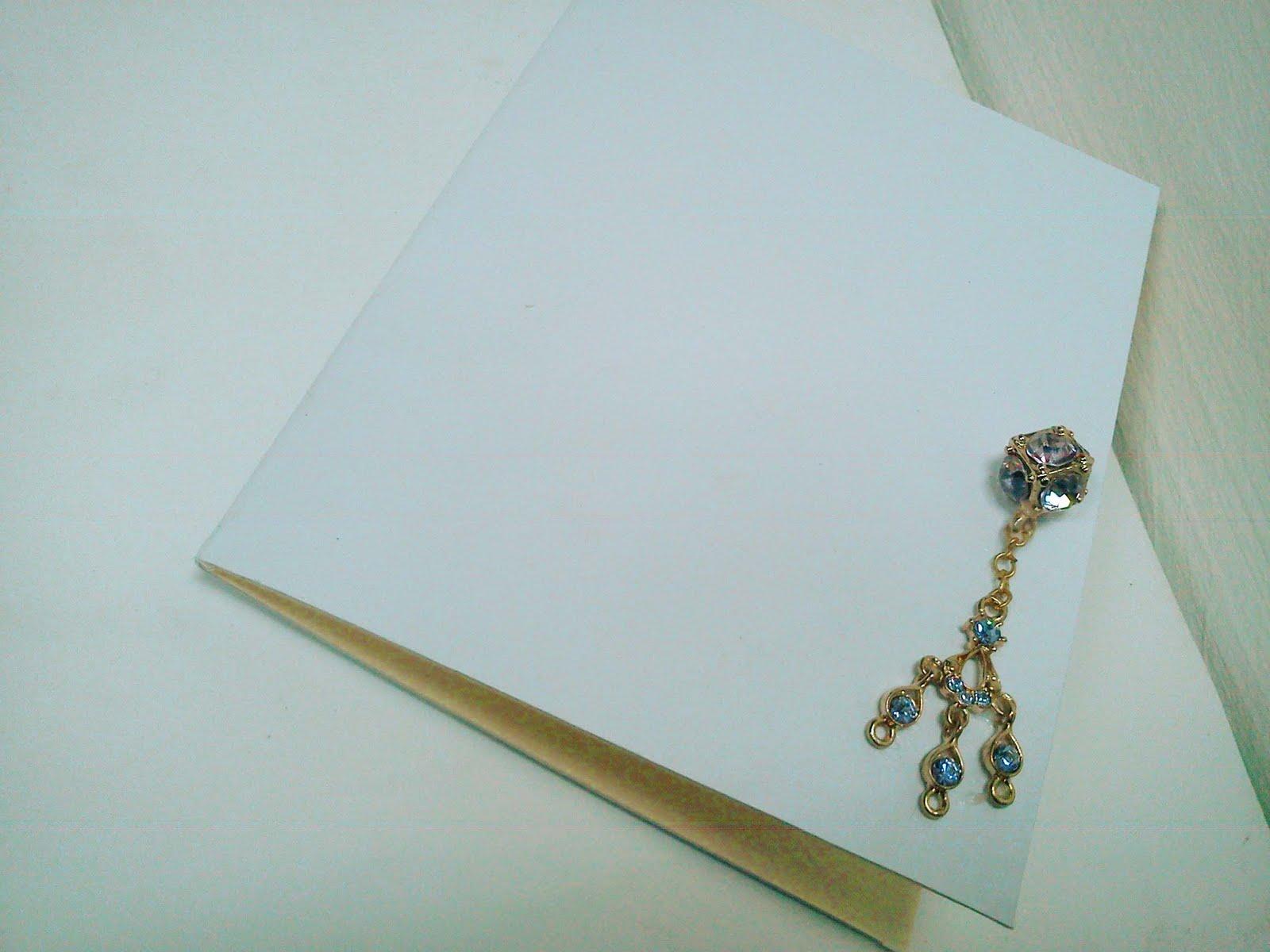 Fadzillah Farewell Handmade Greeting Card