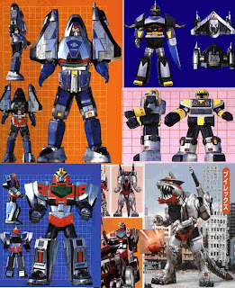 Download Mirai Sentai Timeranger