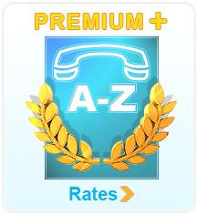 Wholesale VoIP Rates - Premium Plus