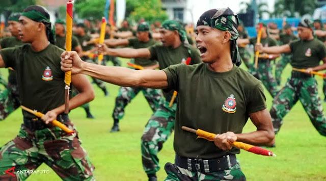 Menhan : Indonesia Tidak Ada Wajib Militer