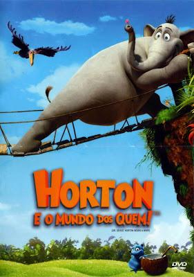 Horton e O Mundo dos Quem! - DVDRip Dublado