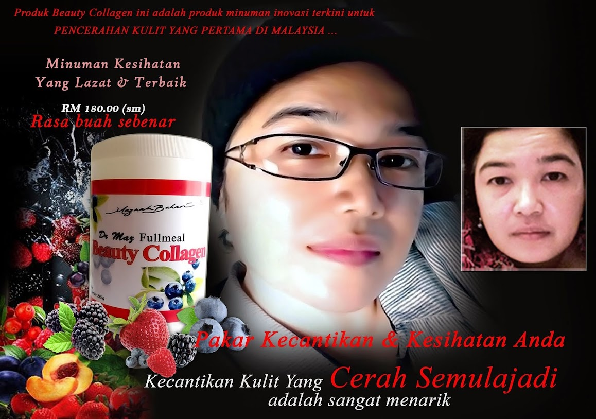 minuman collagen