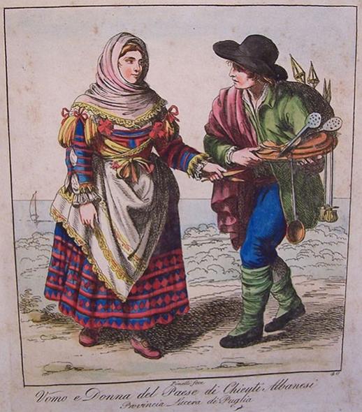 Albanesi di Puglia
