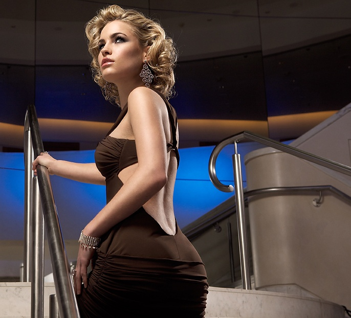 Fotos de Modelos de Vestidos Elegantes