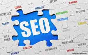 Info Blogger, SEO Banner