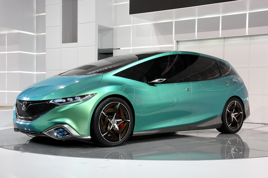 Malaysia Motoring News Honda At Beijing Motor Show New Accord And