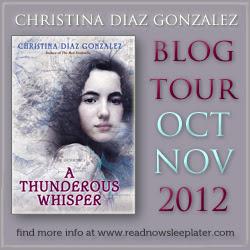 A Thunderous Whisper Blog Tour