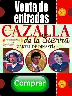 Venta entradas Alcalá de los Gazules