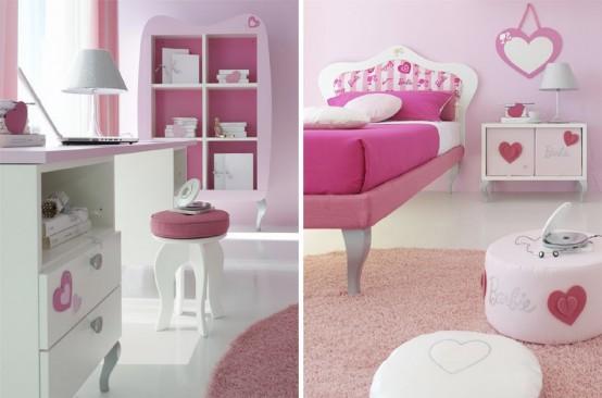 kamar tidur dengan tema barbie kamar tidur temadengan tema barbie