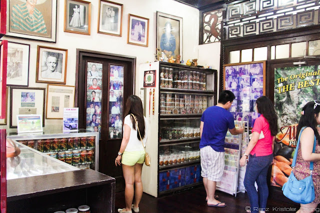 Choose among a wide range of food souvenir products in Albay Pilinut