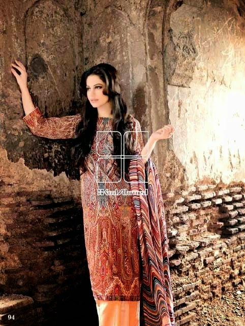 Gul Ahmed Summer Collection 2014 Vol-2
