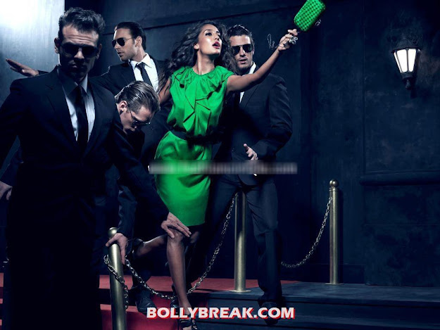 Lisa Haydon's New Photo Shoot