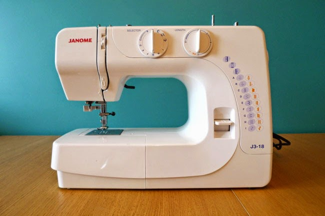 Buying a sewing machine - Janome J3-18