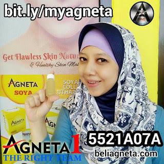 082130077000 - Serum Pemutih Wajah Agneta
