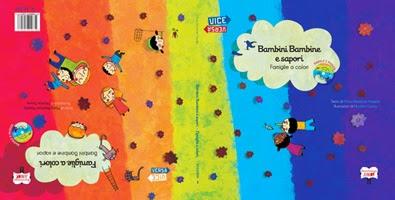 Bambini Bambine e sapori. Famiglia a colori
