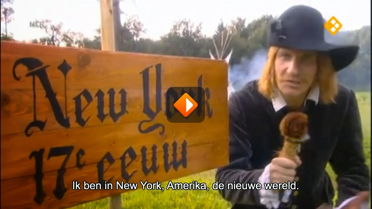 Olive Tree Genealogy Blog: Fascinating Video About New Amsterdam and New Netherland (New York)