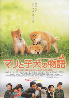 Phim Chú Chó Trung Thành - A Tale Of Mari And Three Puppies [Vietsub] Online
