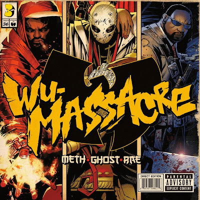 Method Man, Ghostface Killah & Raekwon – Wu-Massacre (CD) (2010) (FLAC + 320 kbps)