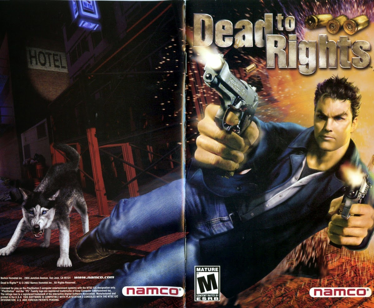 Dead to Rights 2 Highly Compressed