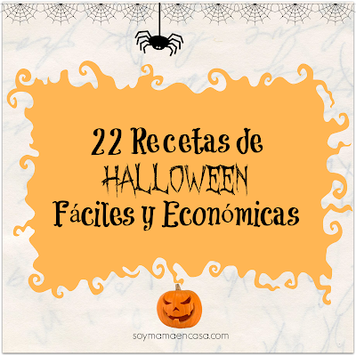 recetas halloween recipes
