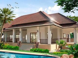 Model Atap Rumah Minimalis Terkini