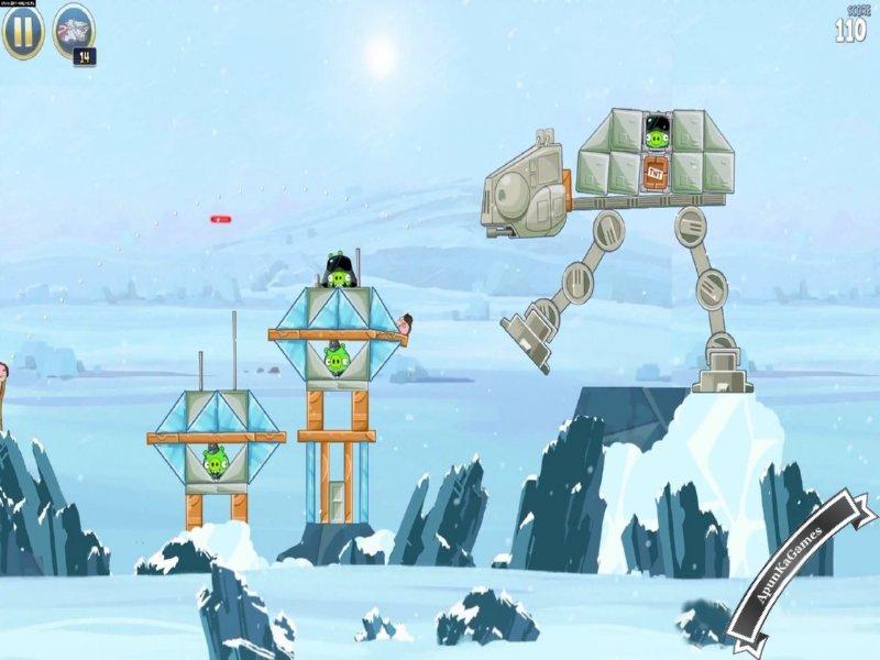 Angry Birds Star Wars Screenshots