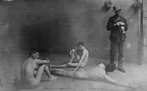 Circle_of_Thomas_Eakins_-_Male_Students_