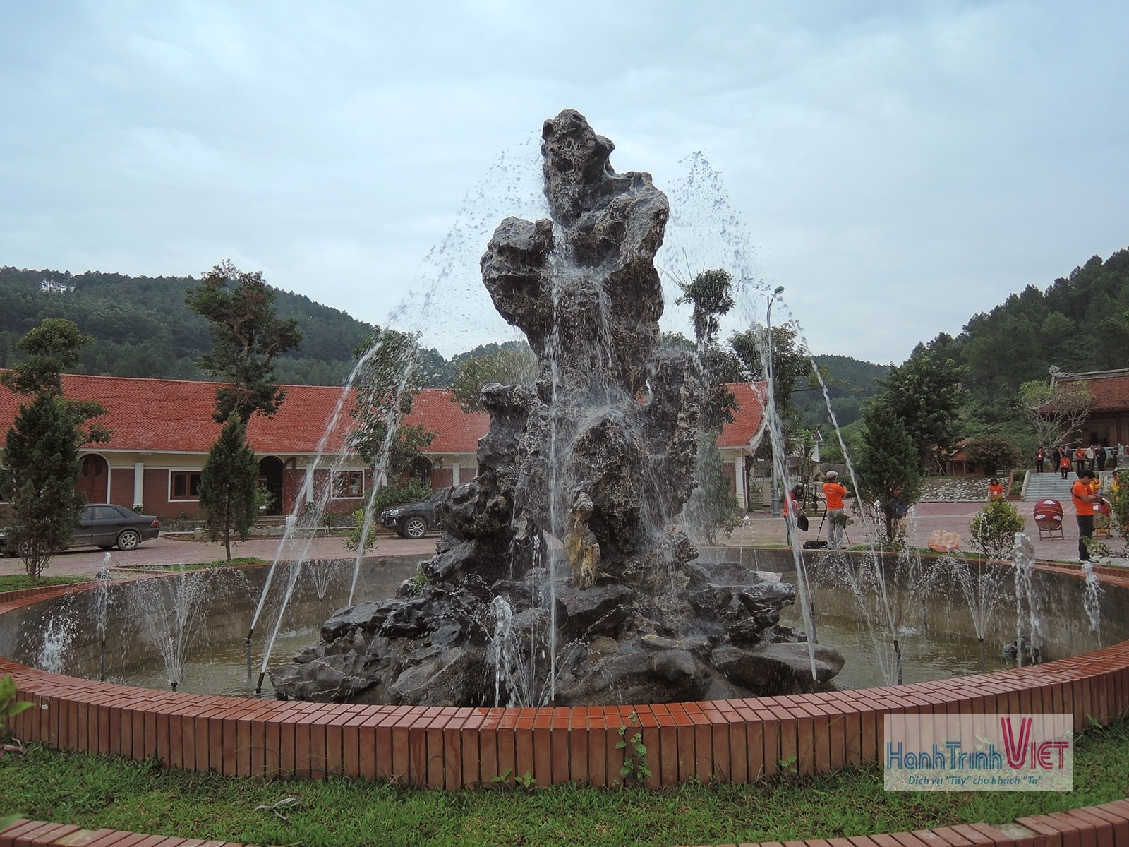 Tham quan khu du lịch sinh thái Hải Thượng ở Hà Tĩnh