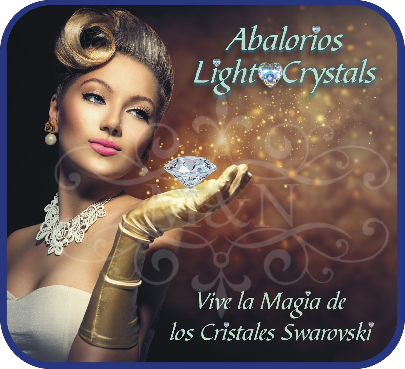Vive La Magia de los Cristales Swarovski