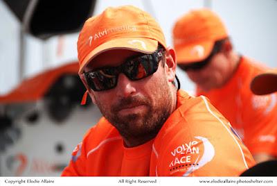 """Sébastien Marsset sur la Volvo Ocean Race : """"On a réussi à rivaliser avec des médaillés olympiques !"""""""