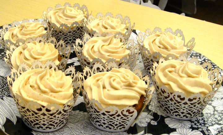 Cupcake Wars - Christy\'s Wedding!