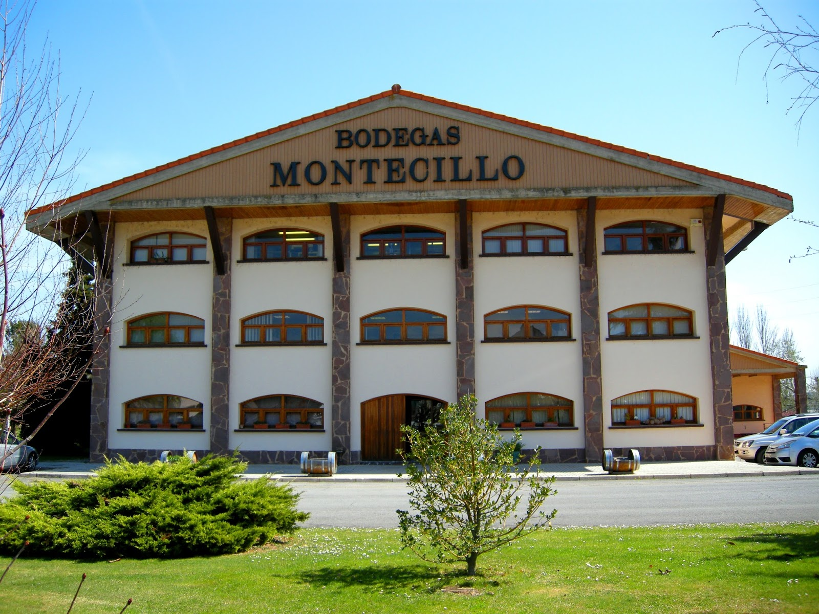 Urbina Vinos Blog Visita A Bodegas Montecillo Y Cata De Vino