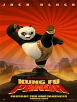 Download Kung Fu Panda 1 Dublado AVI & RMVB DVDRip + Torrent