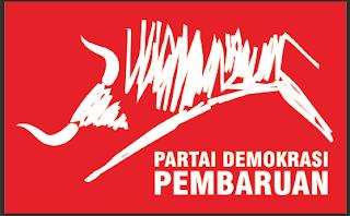 Partai Demokrasi Pembaruan - PDP Vektor