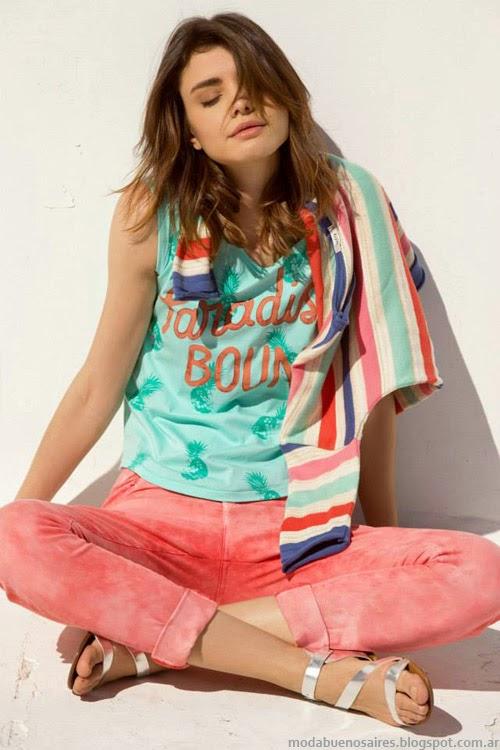 Inédita primavera verano 2014. Moda 2014 ropa de mujer.