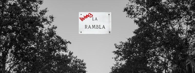 living the Ramblas
