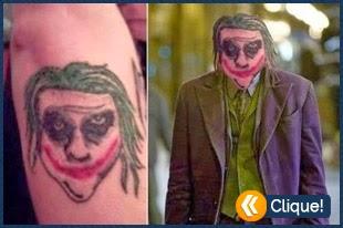 Tatuagens Realista